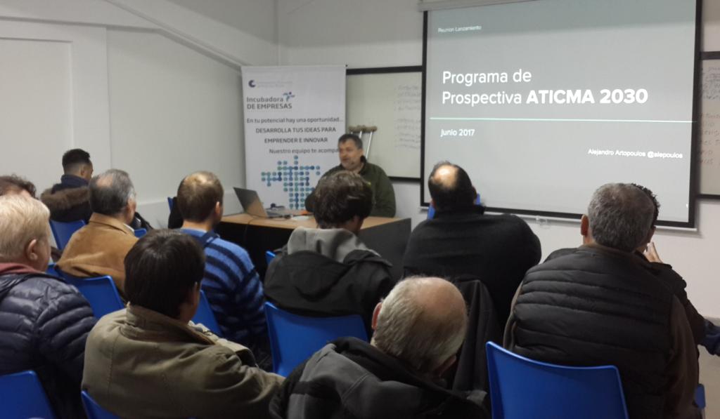 ATICMA 2030: trabajo de prospectiva sectorial