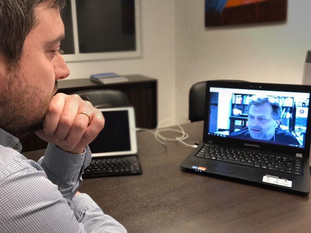 Primer encuentro virtual de Prospectiva 2030