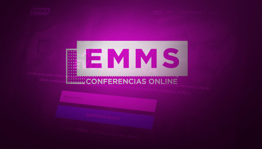 EMMS 2017: 8 conferencias online y gratis para adentrarte al Marketing del futuro