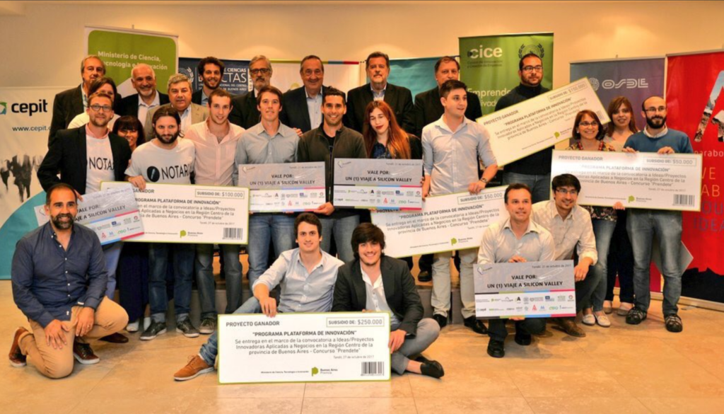 6 proyectos marplatenses en la final del concurso Prendete