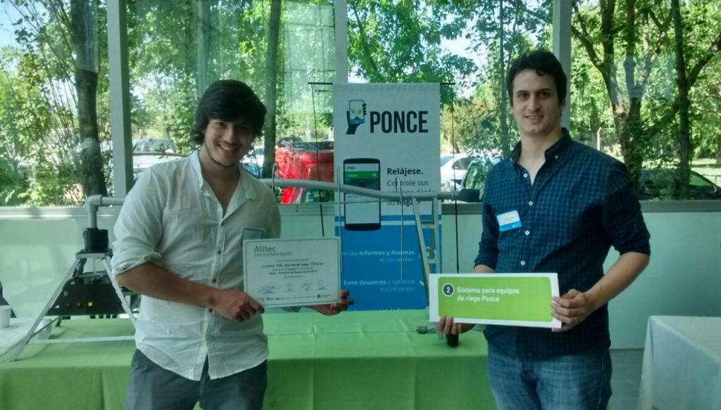 Ponce: el proyecto tecnológico marplatense ganador