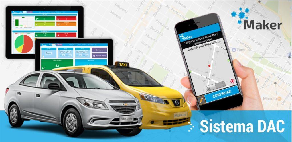 Caso de éxito: despacho inteligente de viajes para taxis y remises