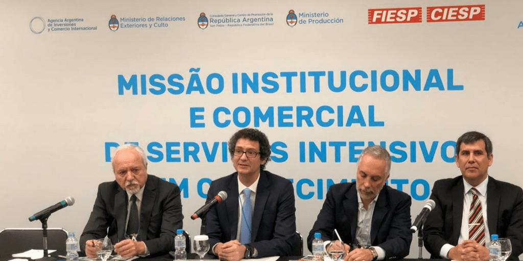 Se llevó a cabo la Misión Institucional y Comercial del sector de SSI a Brasil