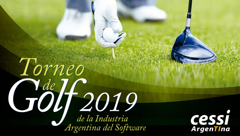 4° Torneo de Golf de la Industria Argentina de Software