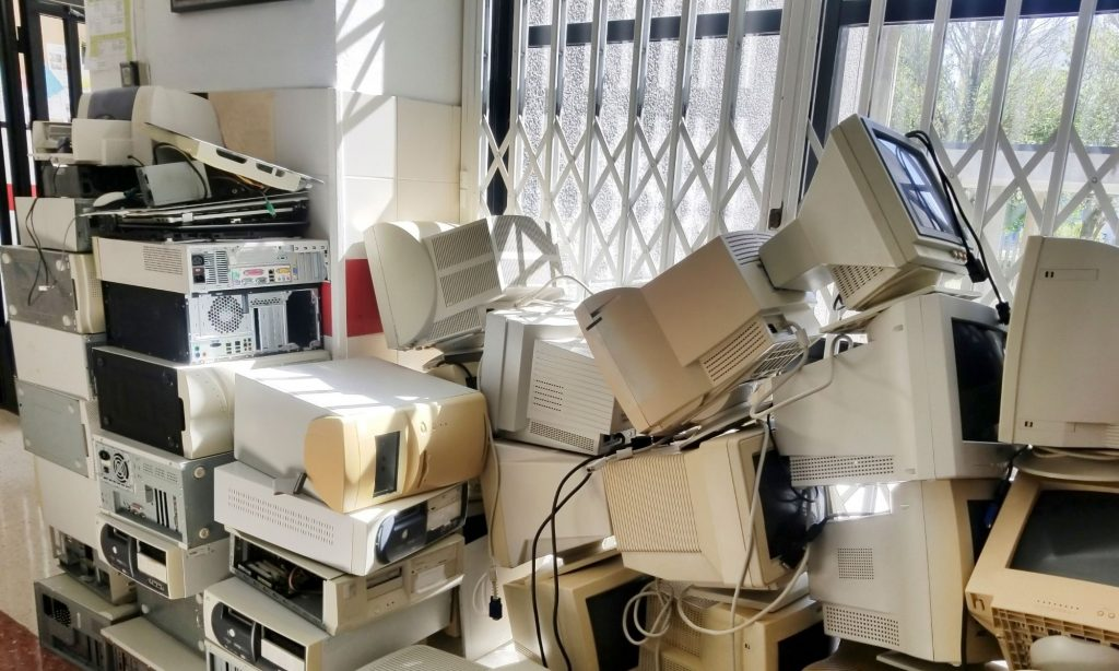 Reciclado – Desechos Tecnológicos