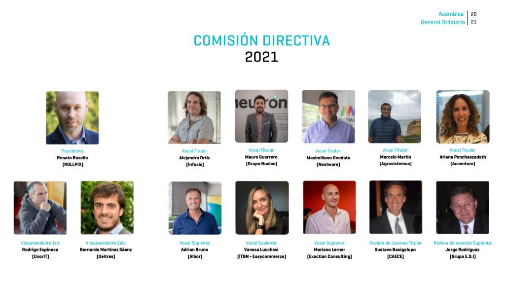 Nueva Comisión Directiva en ATICMA