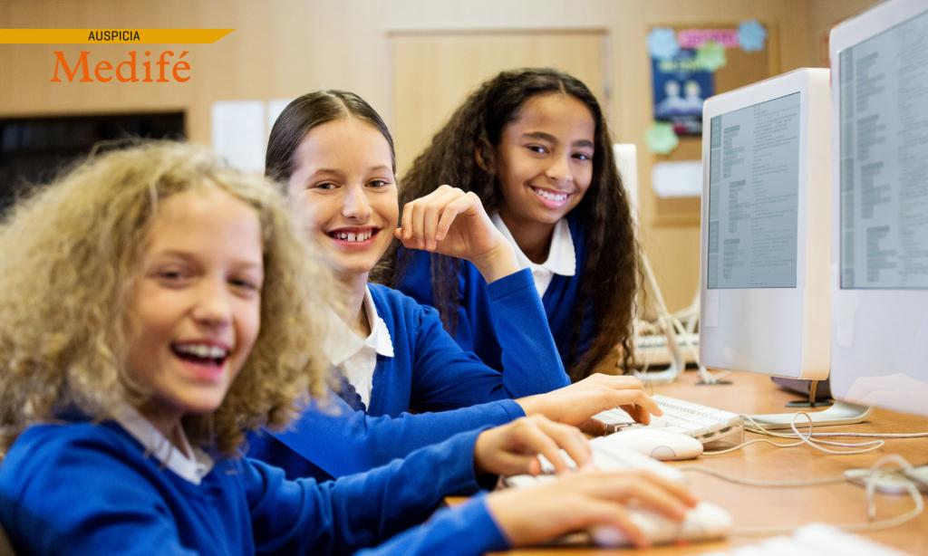 ¡Inició el Club de Chicas Programadoras!