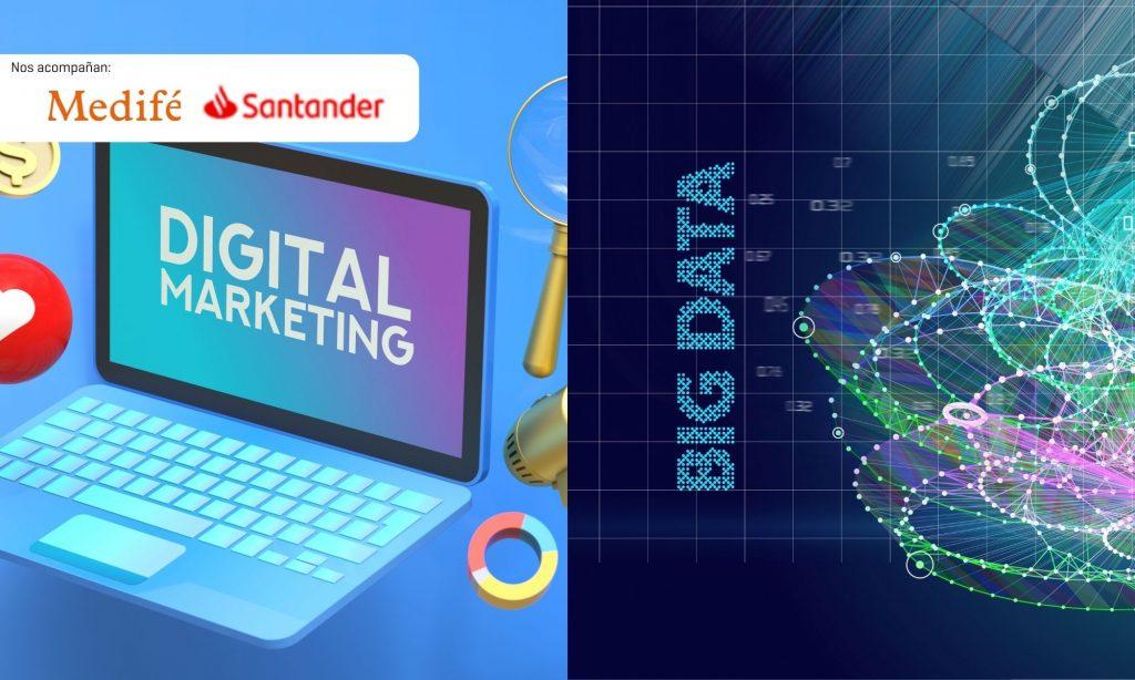 Finalizaron exitosamente los cursos de Big Data y MKT Digital